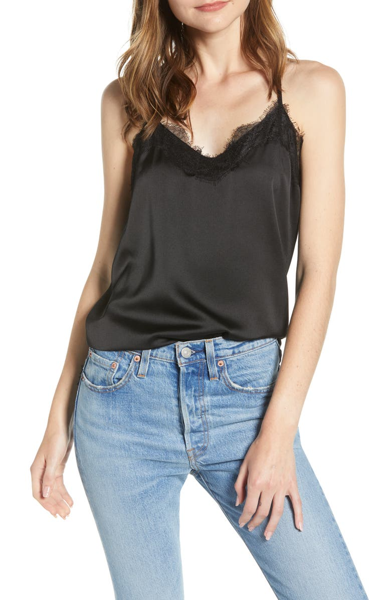 Lace Detail Camisole by Bishop + Young