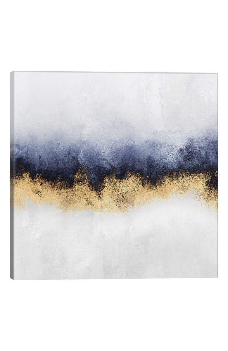 ICANVAS Sky Giclée Print Canvas Art, Main, color, SILVER