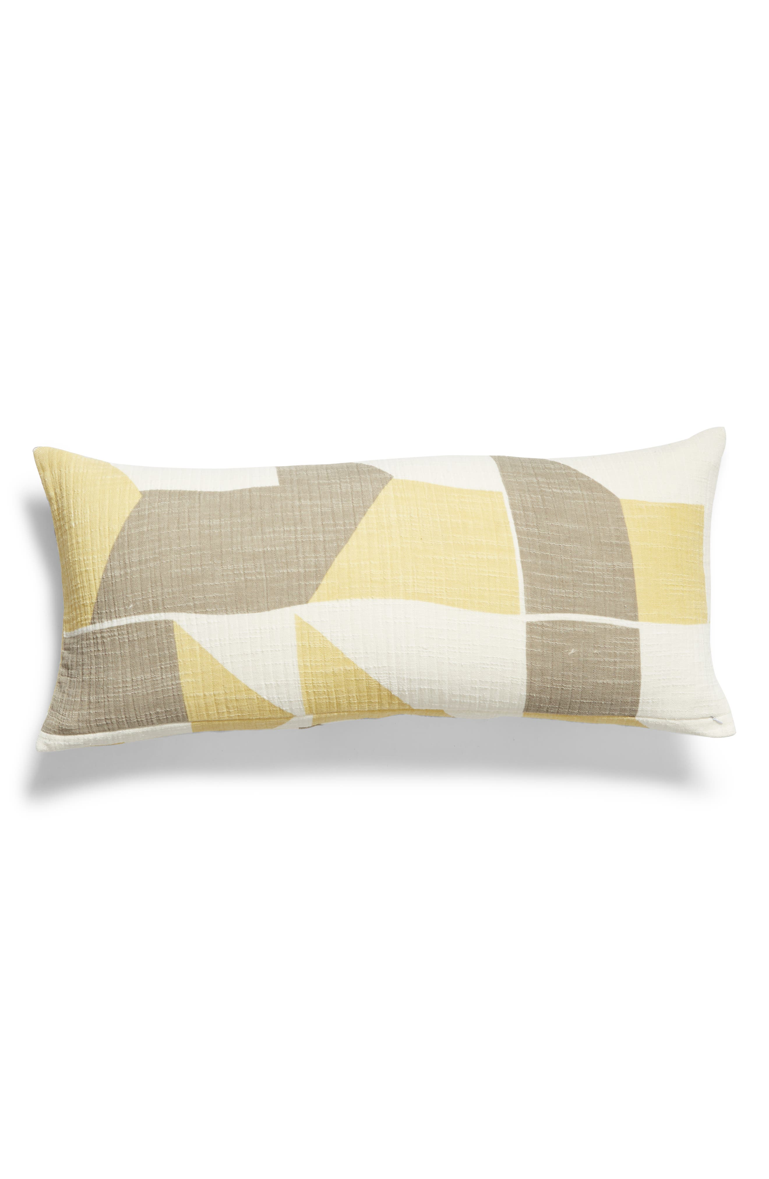 ,                             Print Accent Pillow,                             Alternate thumbnail 2, color,                             OLIVE NILE MULTI