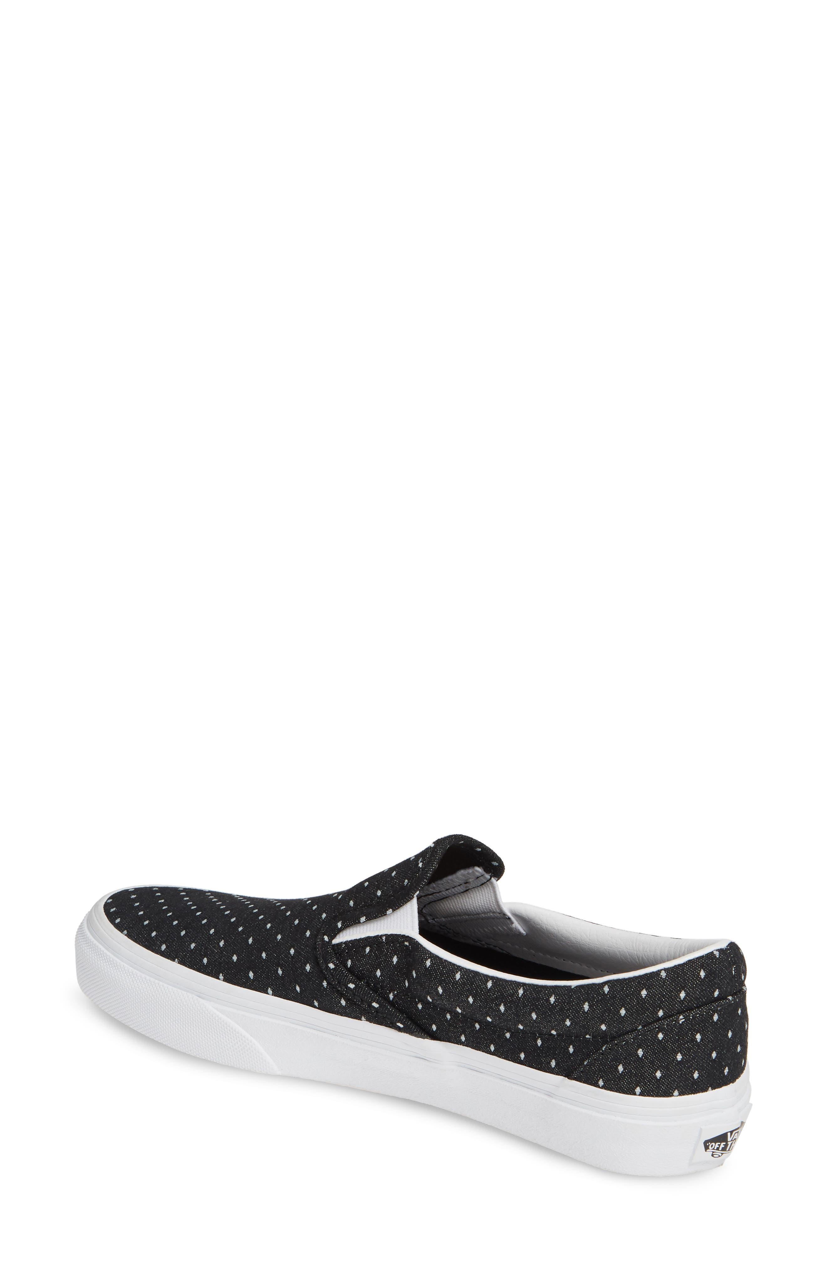 ,                             Classic Slip-On Sneaker,                             Alternate thumbnail 8, color,                             032