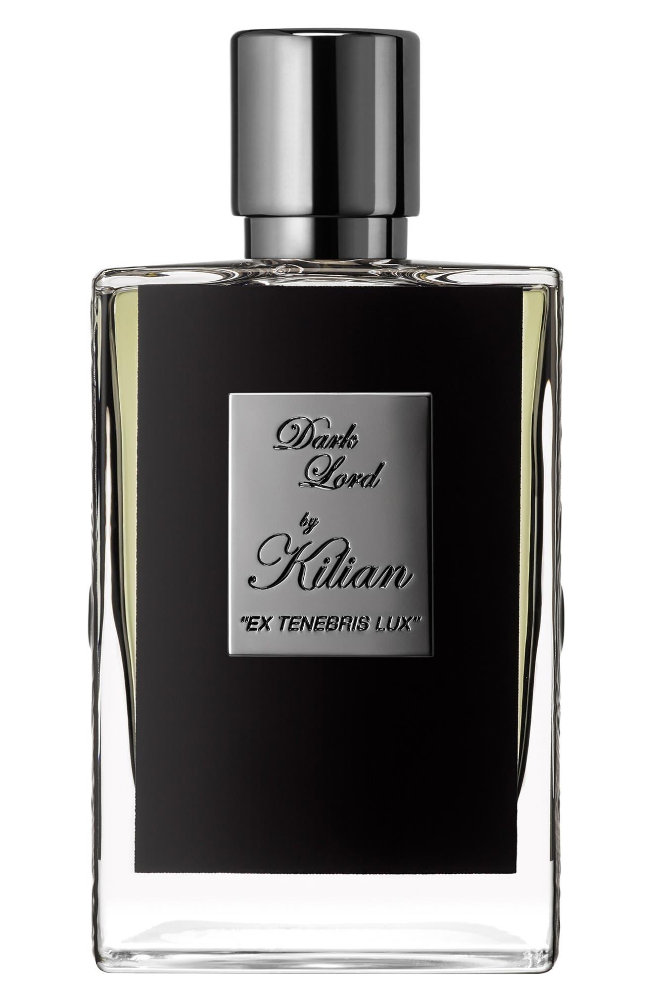 Kilian Smokes Dark Lord Ex Tenebris Lux Refillable Perfume