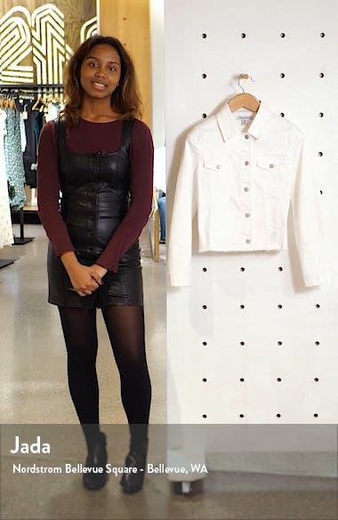 Ella Denim Jacket, sales video thumbnail