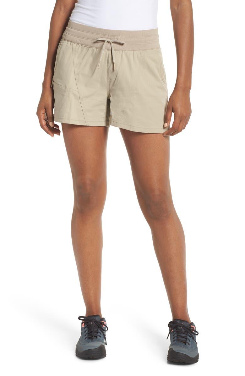 THE NORTH FACE 'Aphrodite' Woven Cargo Shorts, Main, color, 261