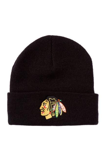 Image of American Needle NHL Chicago Blackhawks Beanie