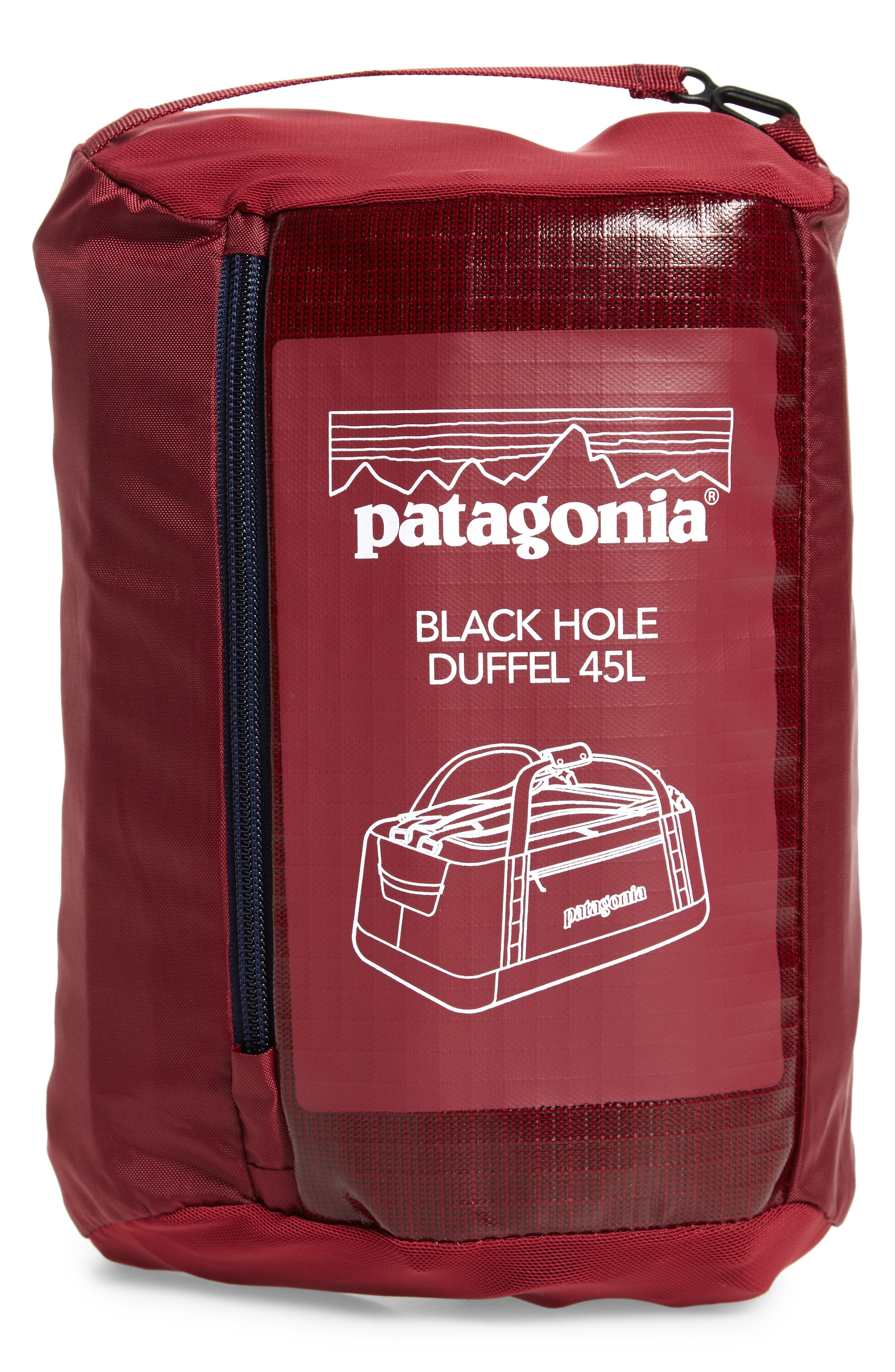 ,                             Black Hole Water Repellent 45-Liter Duffle Bag,                             Alternate thumbnail 26, color,                             601