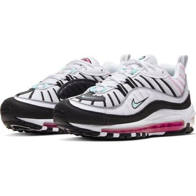 Nike Air Max 98 Sneaker- White