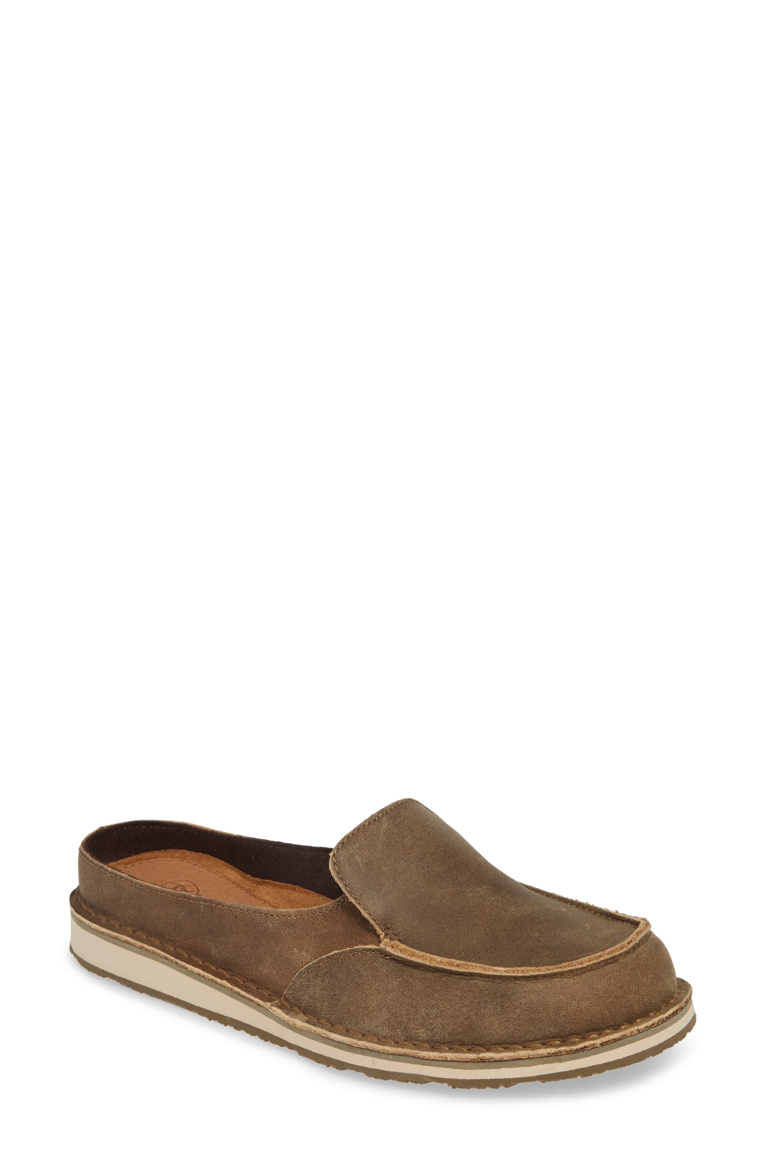 Ariat Cruiser Loafer Mule, Brown
