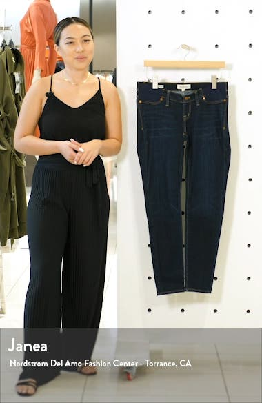 Maternity Side-Panel Skinny Jeans Adjustable Tencel<sup>®</sup> Lyocell Edition, sales video thumbnail
