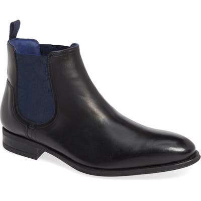 Ted Baker London Travic Mid Chelsea Boot, Black
