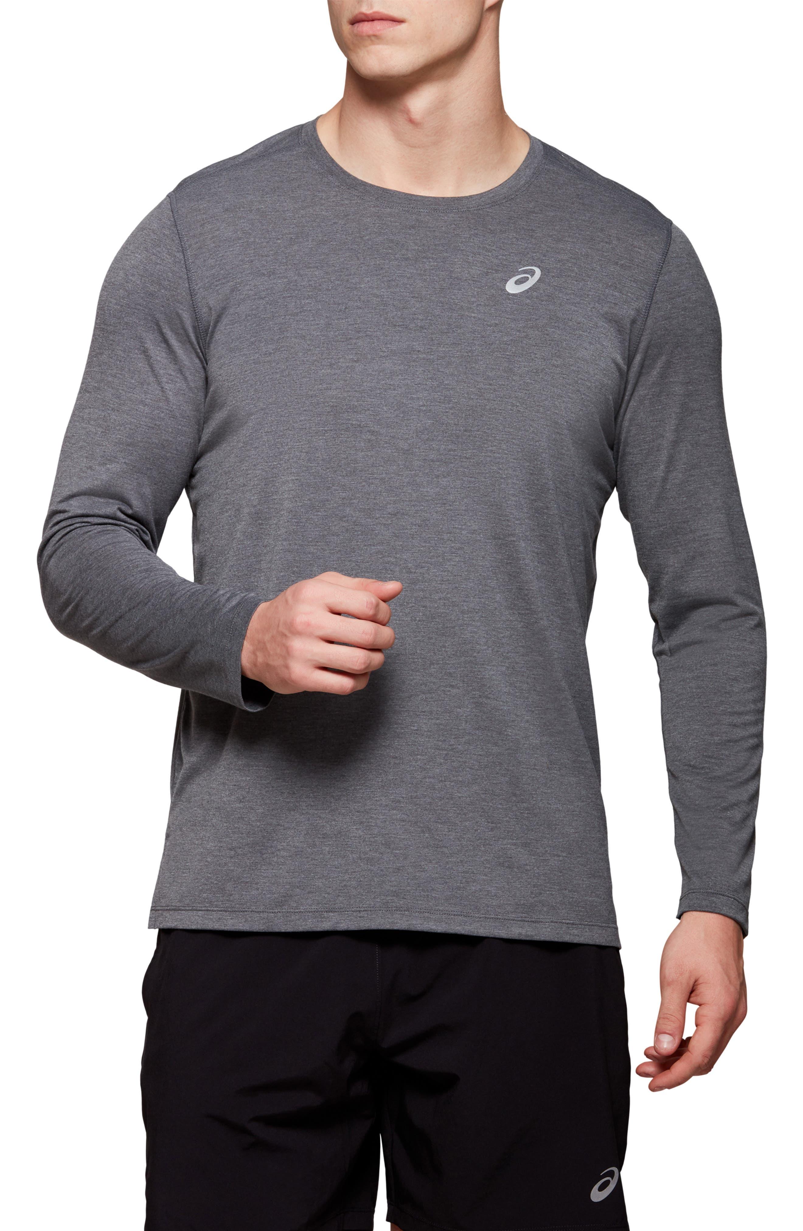 Men's Asics Doarai Stretch Long Sleeve Running T-Shirt