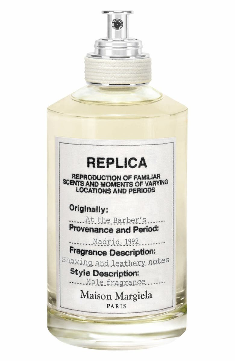 MAISON MARGIELA Replica At the Barber's Fragrance, Main, color, NO COLOR