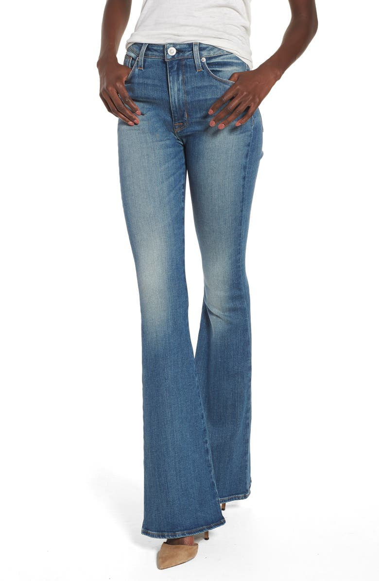 c3d9ca2e6f6 Hudson Jeans Holly High Waist Flare Jeans (First Date) | Nordstrom