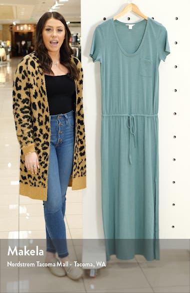 Cotton Blend Maxi Dress, sales video thumbnail