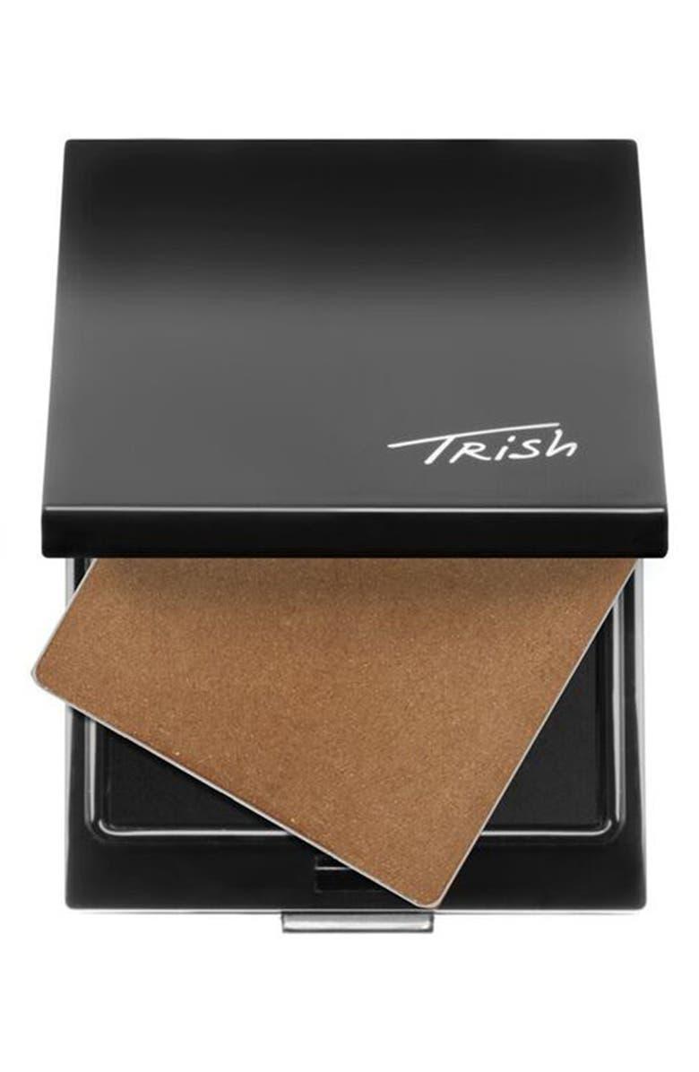 TRISH MCEVOY Golden Glamour Bronzer Refill, Main, color, GOLDEN GLAMOUR