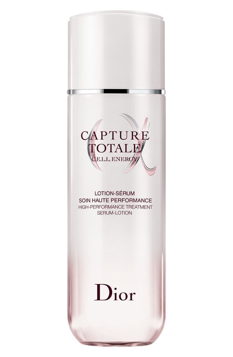 DIOR Capture Totale High-Performance Treatment Serum-Lotion, Main, color, NO COLOR