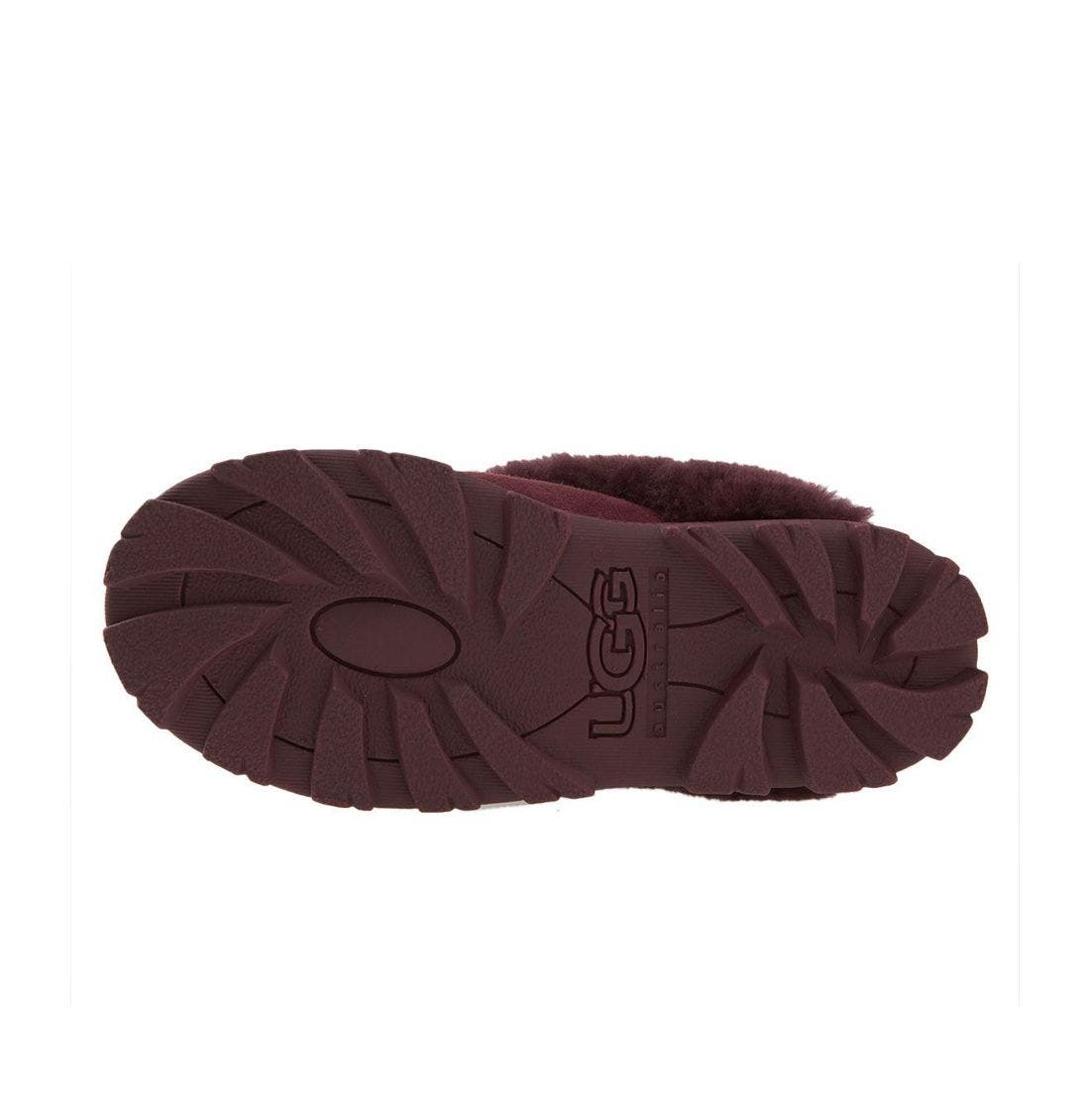 ,                             Genuine Shearling Slipper,                             Alternate thumbnail 131, color,                             504