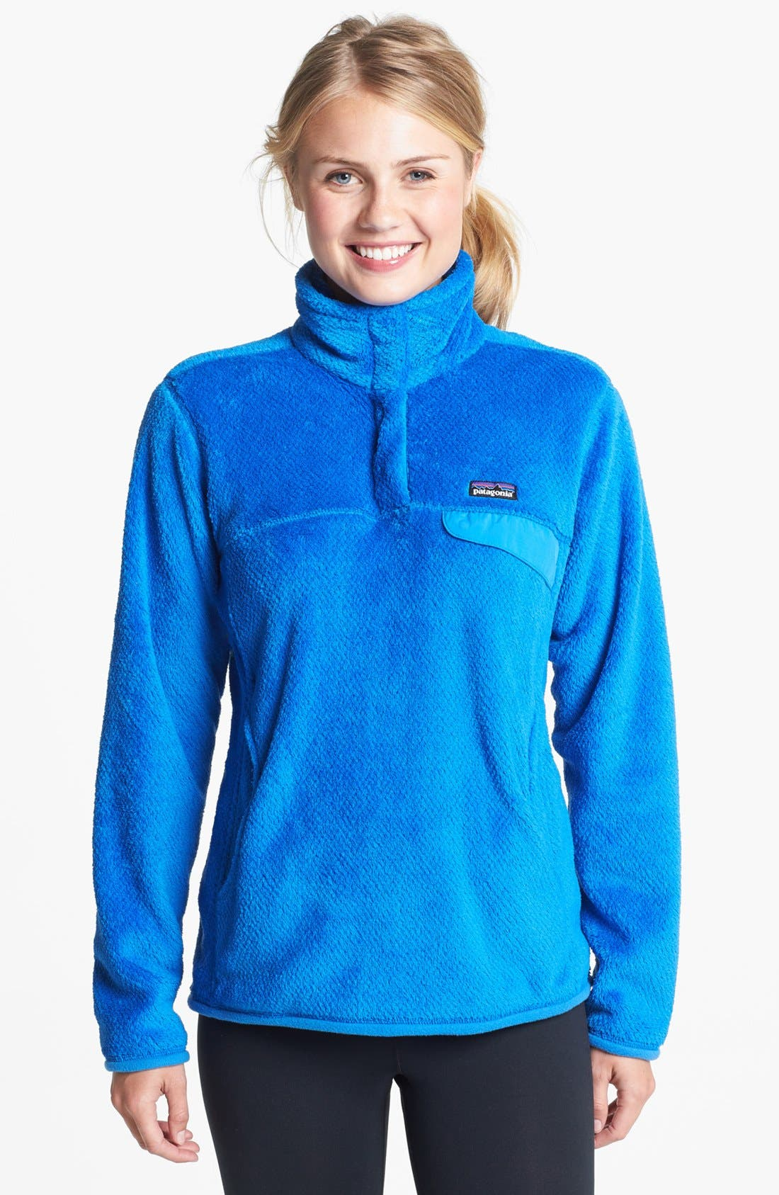 ,                             Re-Tool Snap-T<sup>®</sup> Fleece Pullover,                             Main thumbnail 116, color,                             401