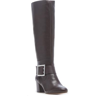 Sole Society Pashan Knee High Boot- Brown