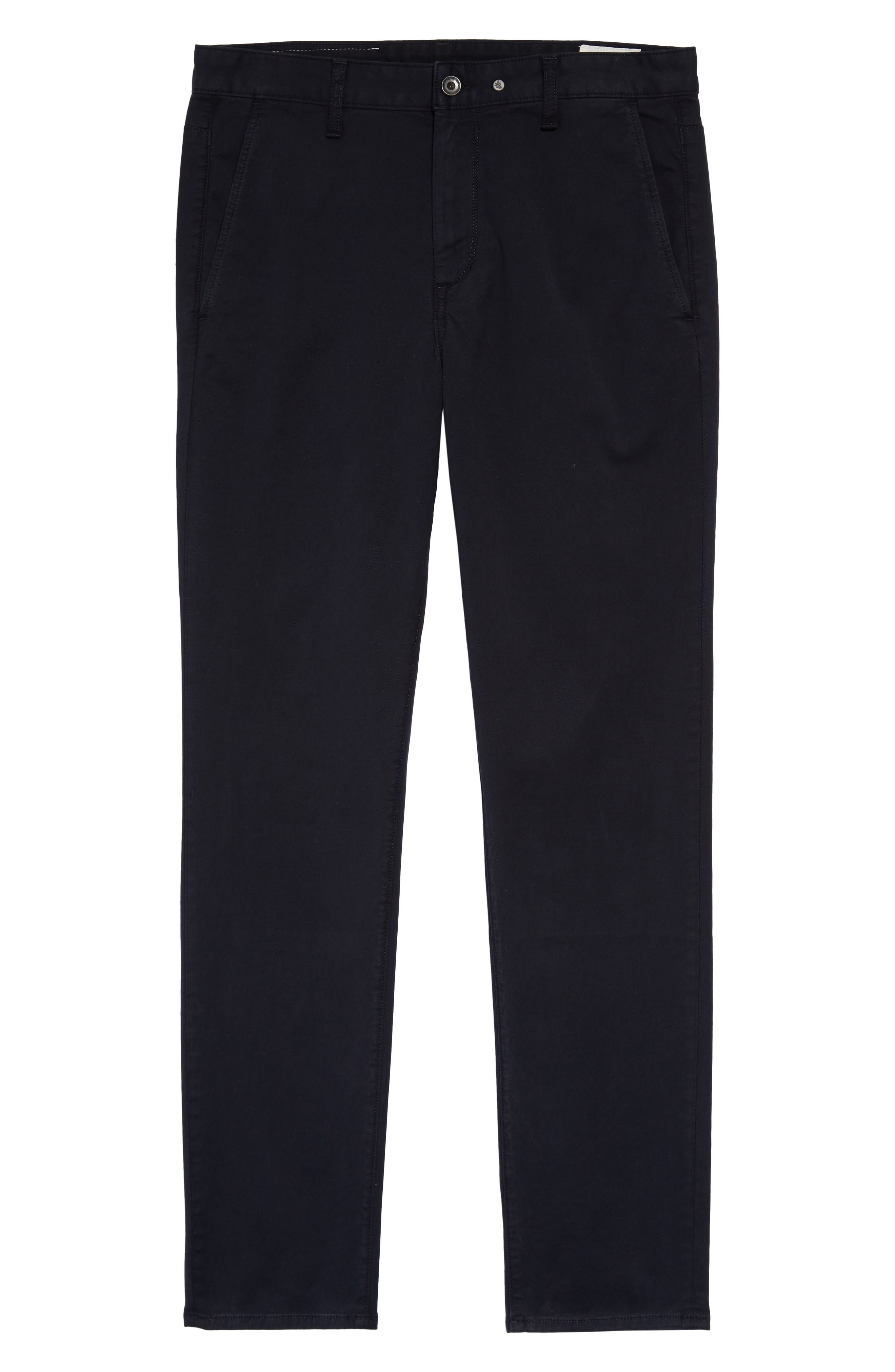 ,                             Fit 2 Slim Fit Chinos,                             Alternate thumbnail 7, color,                             NAVY
