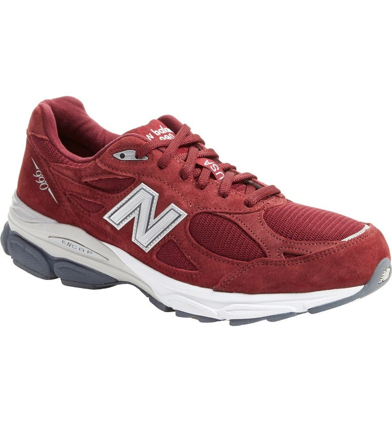 online store 74de7 bc94a New Balance '990v3' Running Shoe (Men) (Nordstrom Exclusive ...