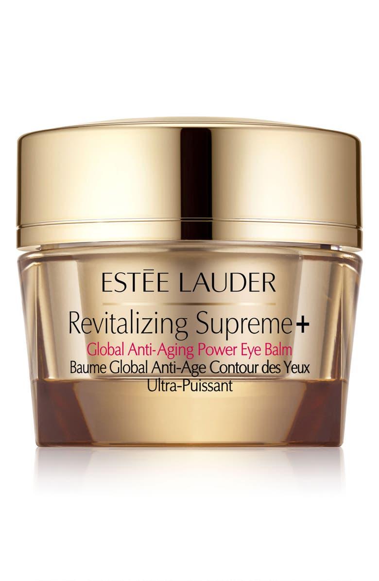 ESTÉE LAUDER Revitalizing Supreme+ Global Anti-Aging Cell Power Eye Balm, Main, color, NO COLOR