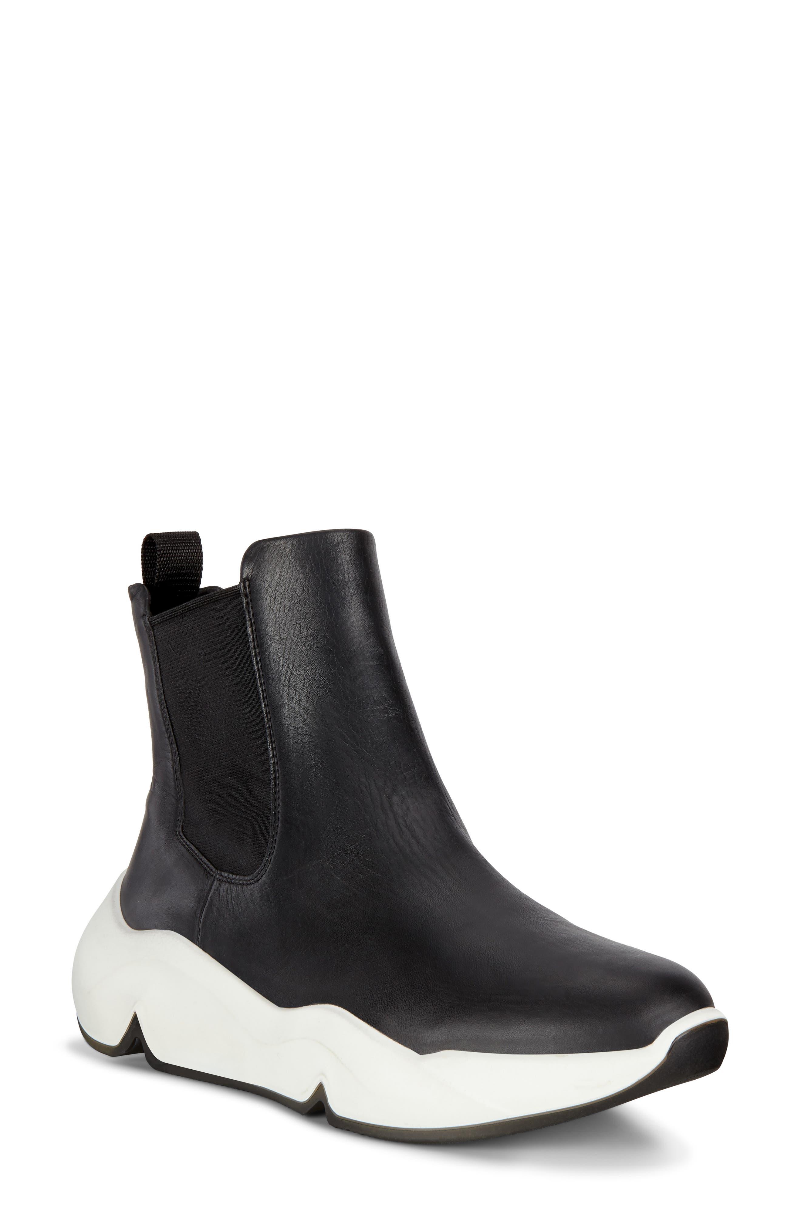 Women's Ecco Chunky Sneaker Chelsea Boot