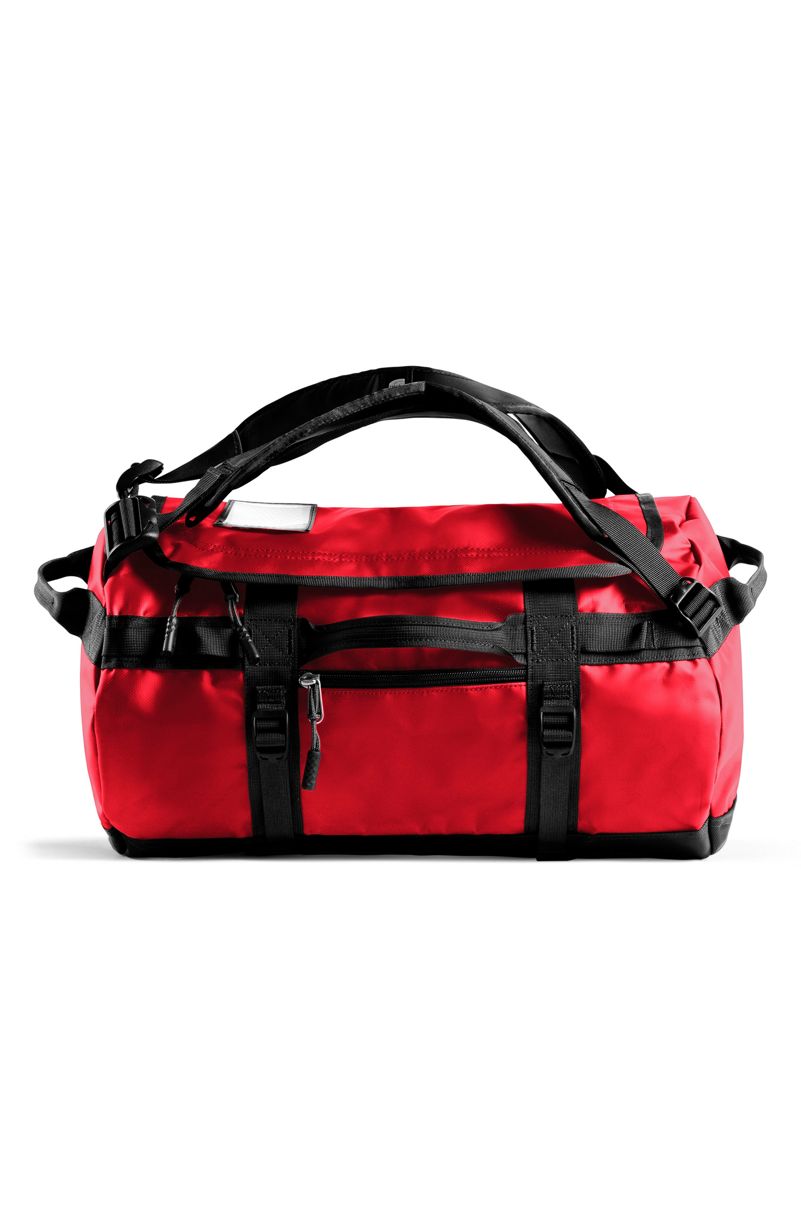 The North Face Base Camp Duffle Bag - Red