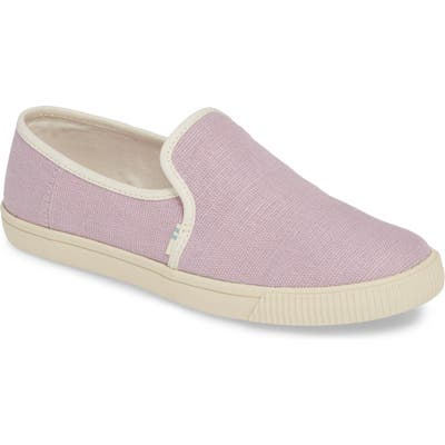 Toms Clemente Slip-On, Purple
