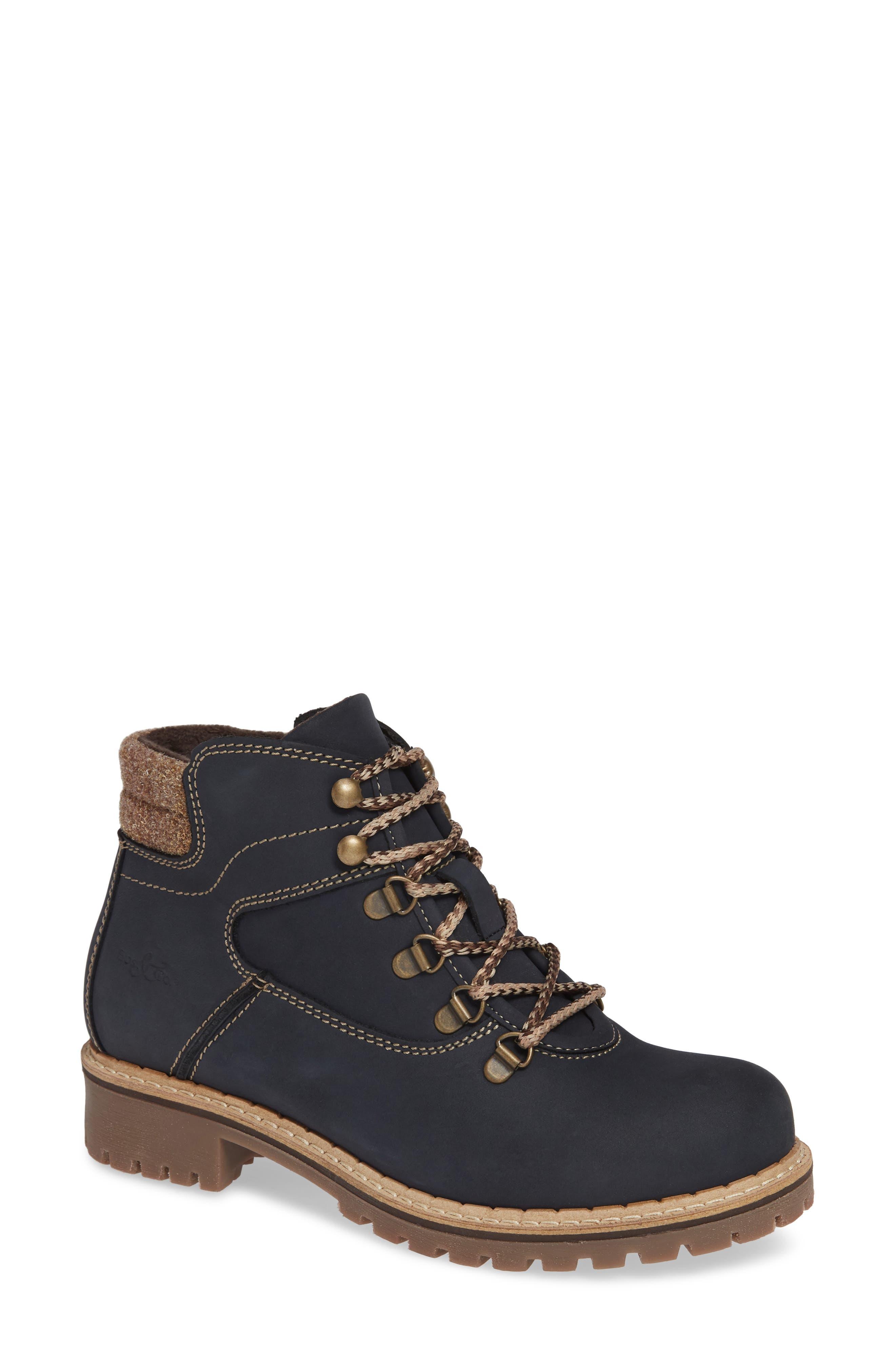 Bos. & Co. Hartney Waterproof Boot, Blue