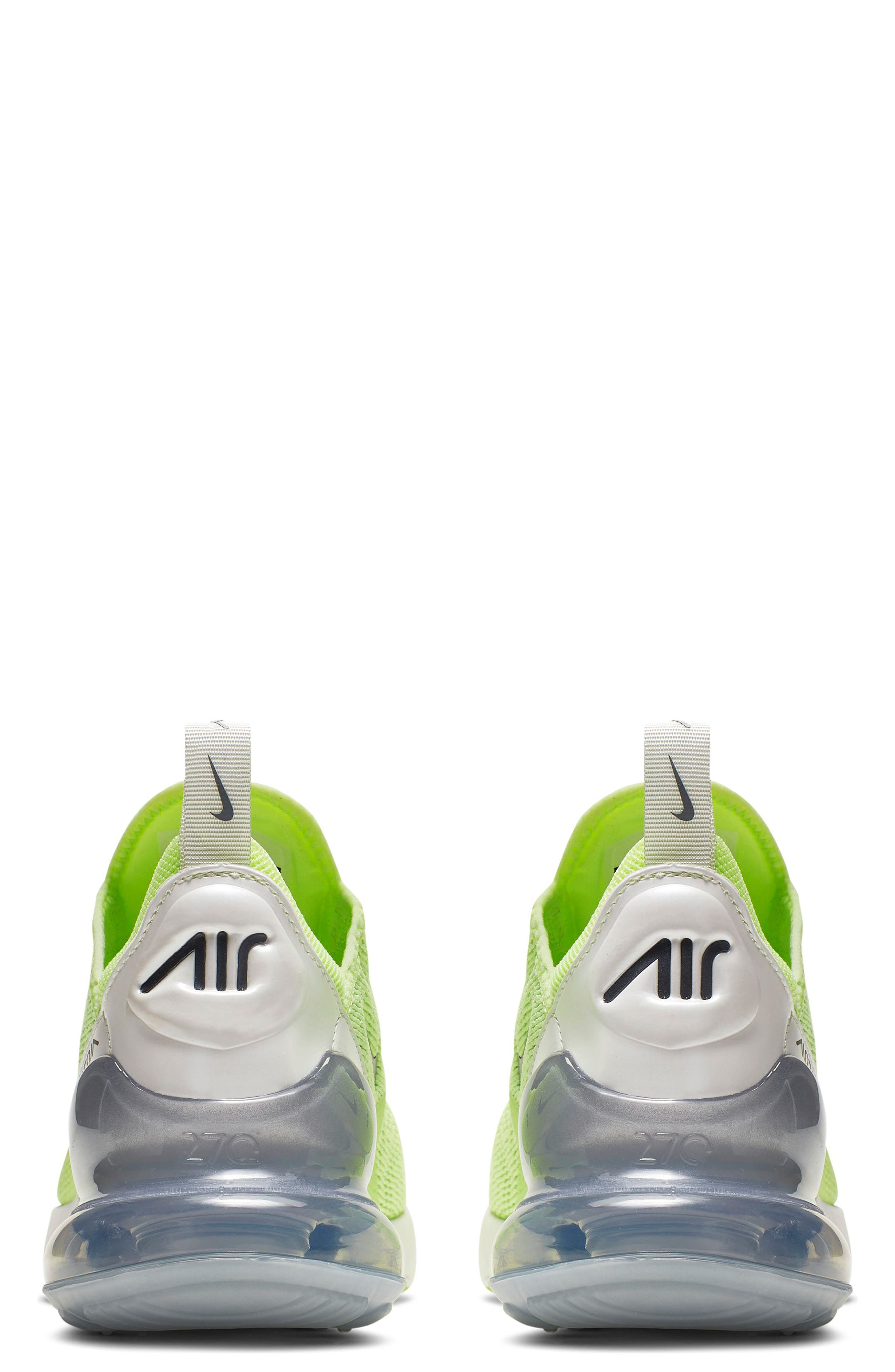 ,                             Air Max 270 Sneaker,                             Alternate thumbnail 2, color,                             VIOLET/ BLACK/ WHITE/ SILVER