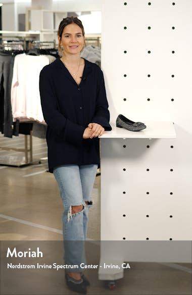 Teresa Glitter Bow Flat, sales video thumbnail