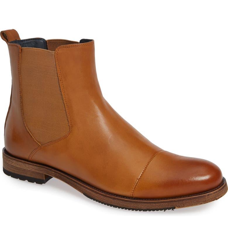 05b79ca19a78d English Laundry Albans Cap Toe Chelsea Boot (Men) | Nordstrom
