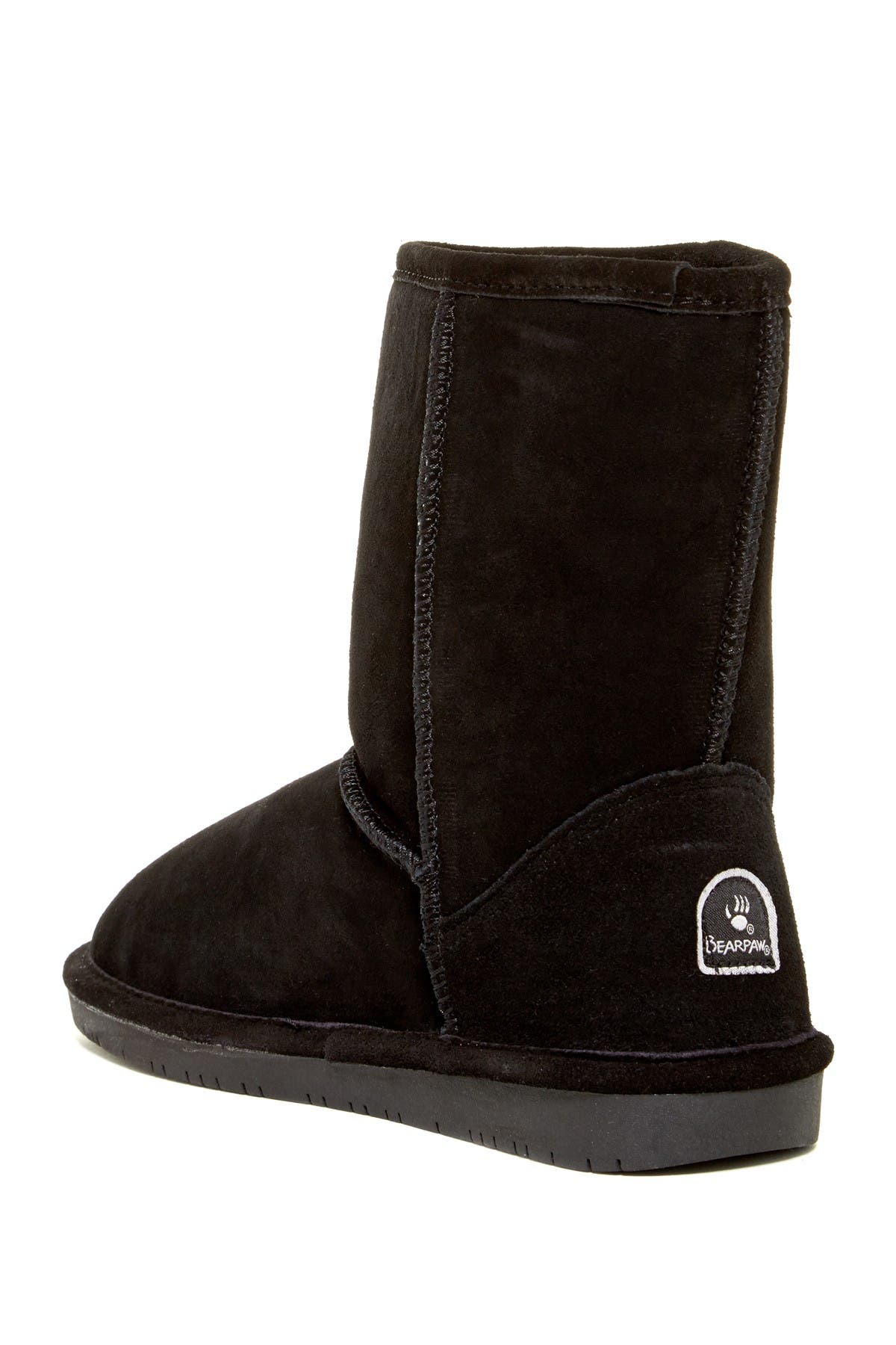 BEARPAW Emma Wool & Genuine Sheepskin Lined Boot