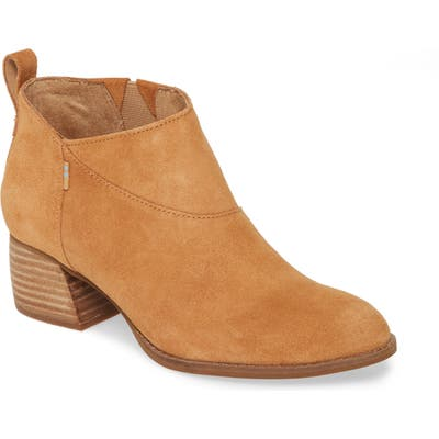 Toms Leilani Bootie, Brown
