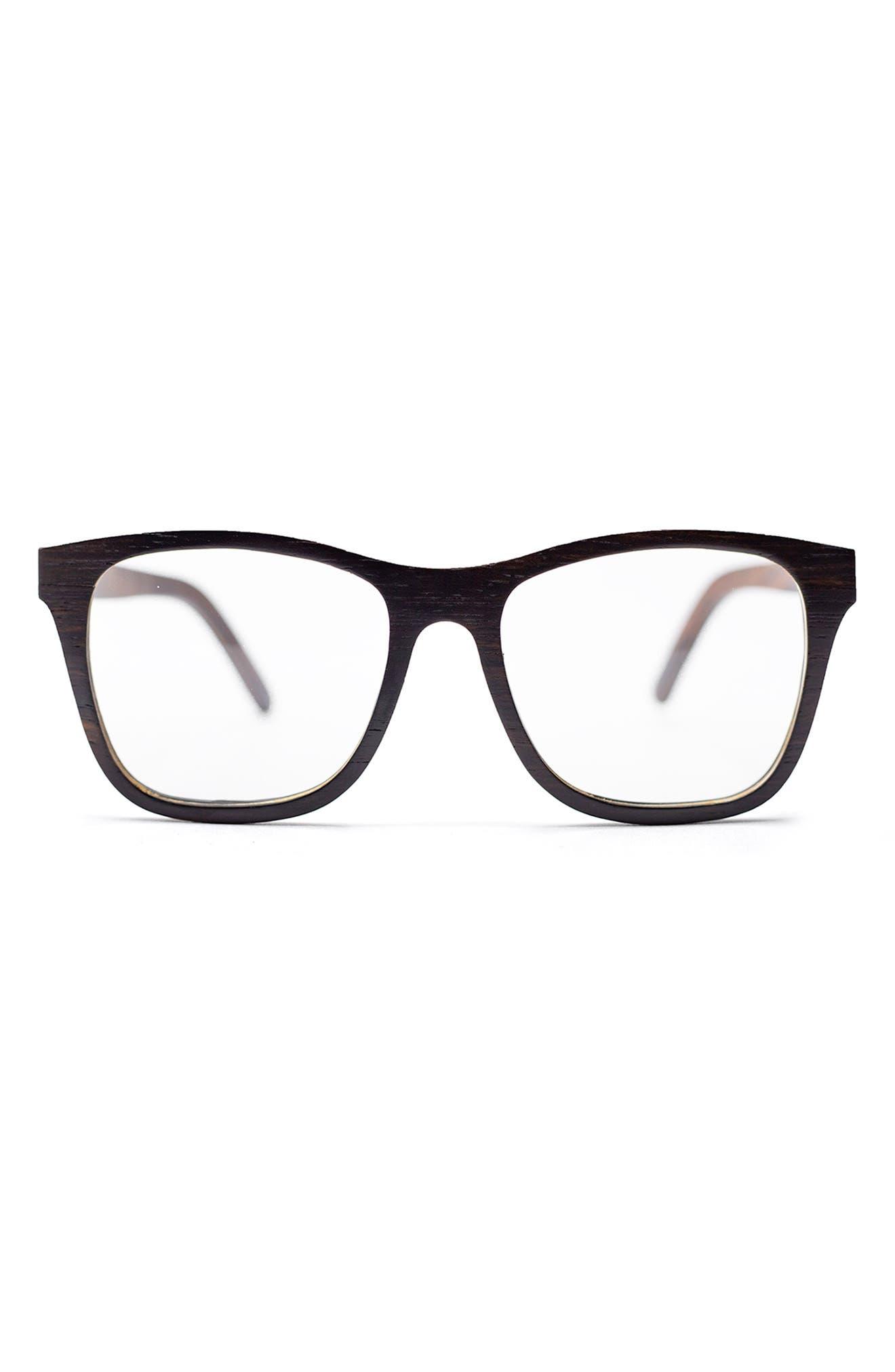 Barklae 50mm Square Blue Light Blocking Glasses