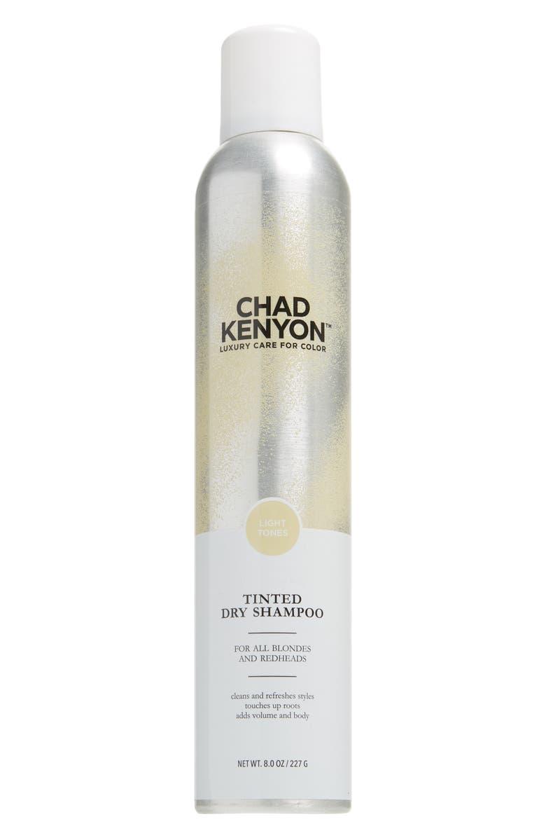 CHAD KENYON Light Tones Tinted Dry Shampoo, Main, color, 960