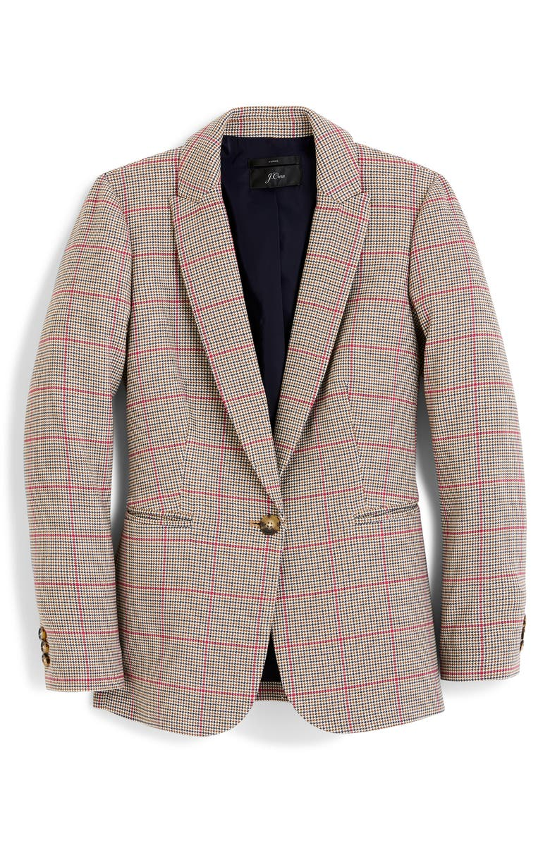 J.CREW Parke Blazer, Main, color, 650