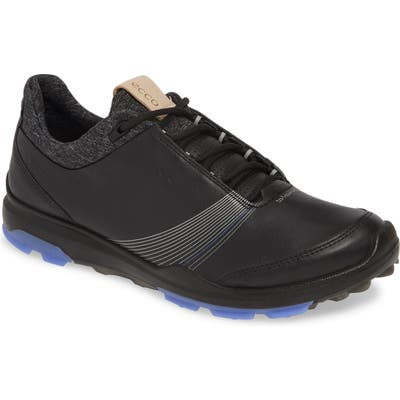 Ecco Biom Hybrid 3 Gtx Golf Shoe, Black