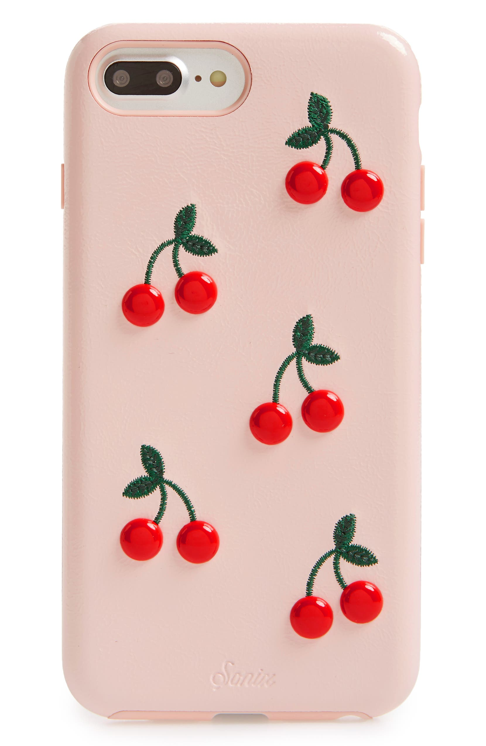 the latest 7350b 7d967 Cherry iPhone X Case