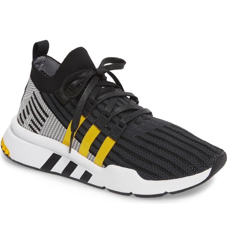 adidas EQT Support Mid ADV Schuhe beige rot im WeAre Shop