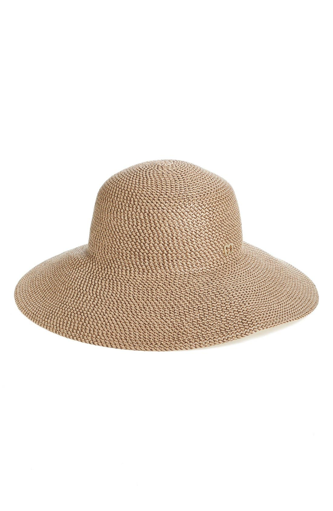 'Hampton' Straw Sun Hat