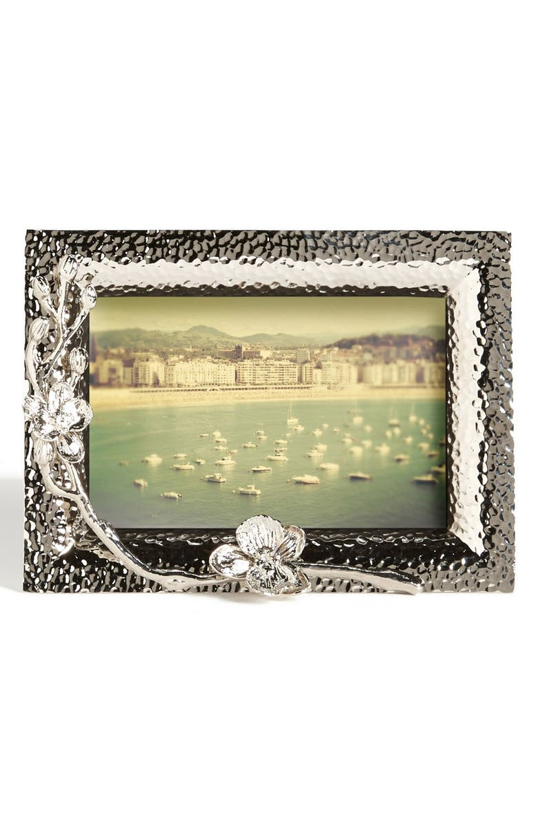 MICHAEL ARAM 'White Orchid' Picture Frame, Main, color, 040