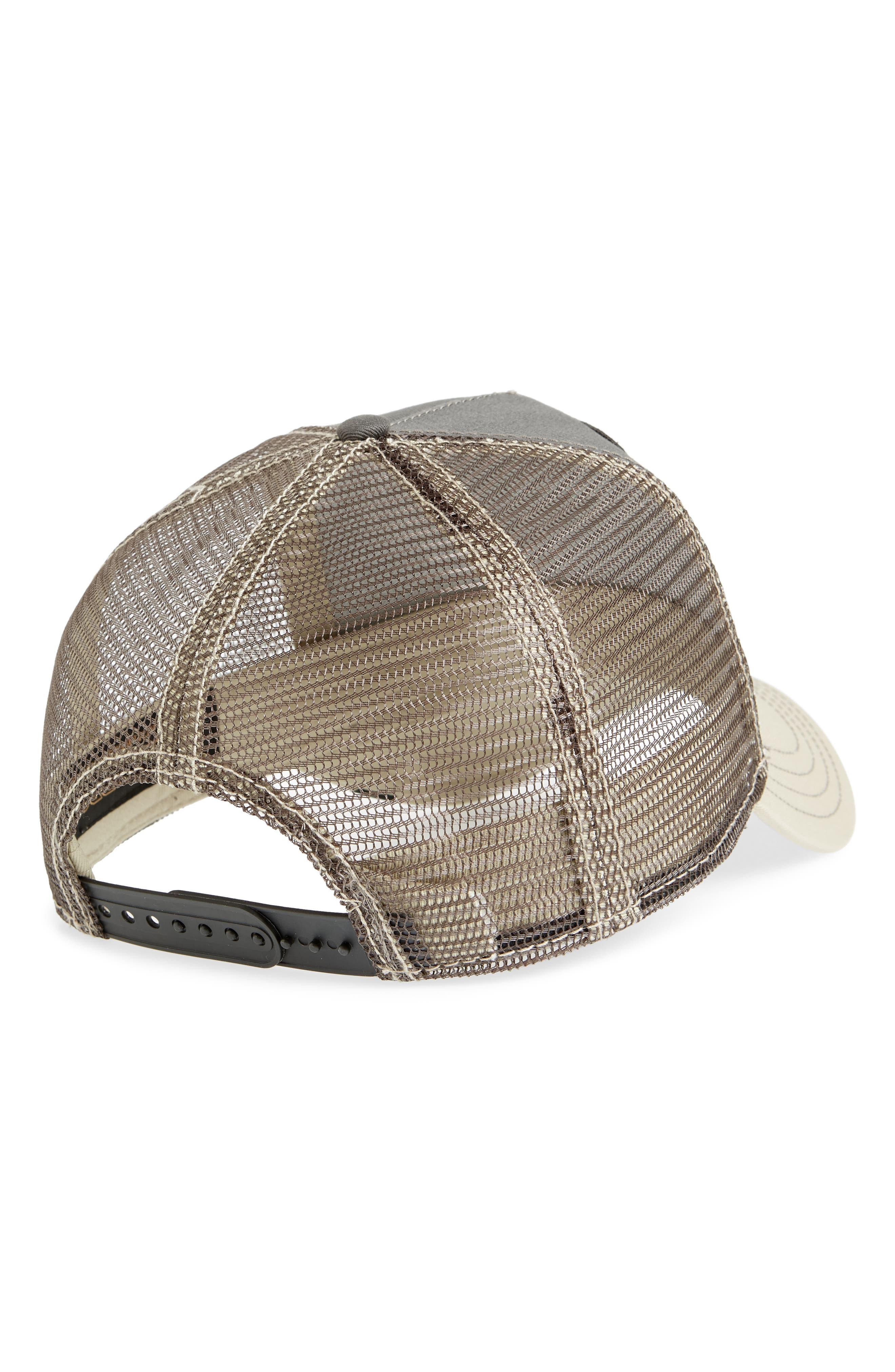 ,                             You Stud Trucker Hat,                             Alternate thumbnail 2, color,                             GRAY