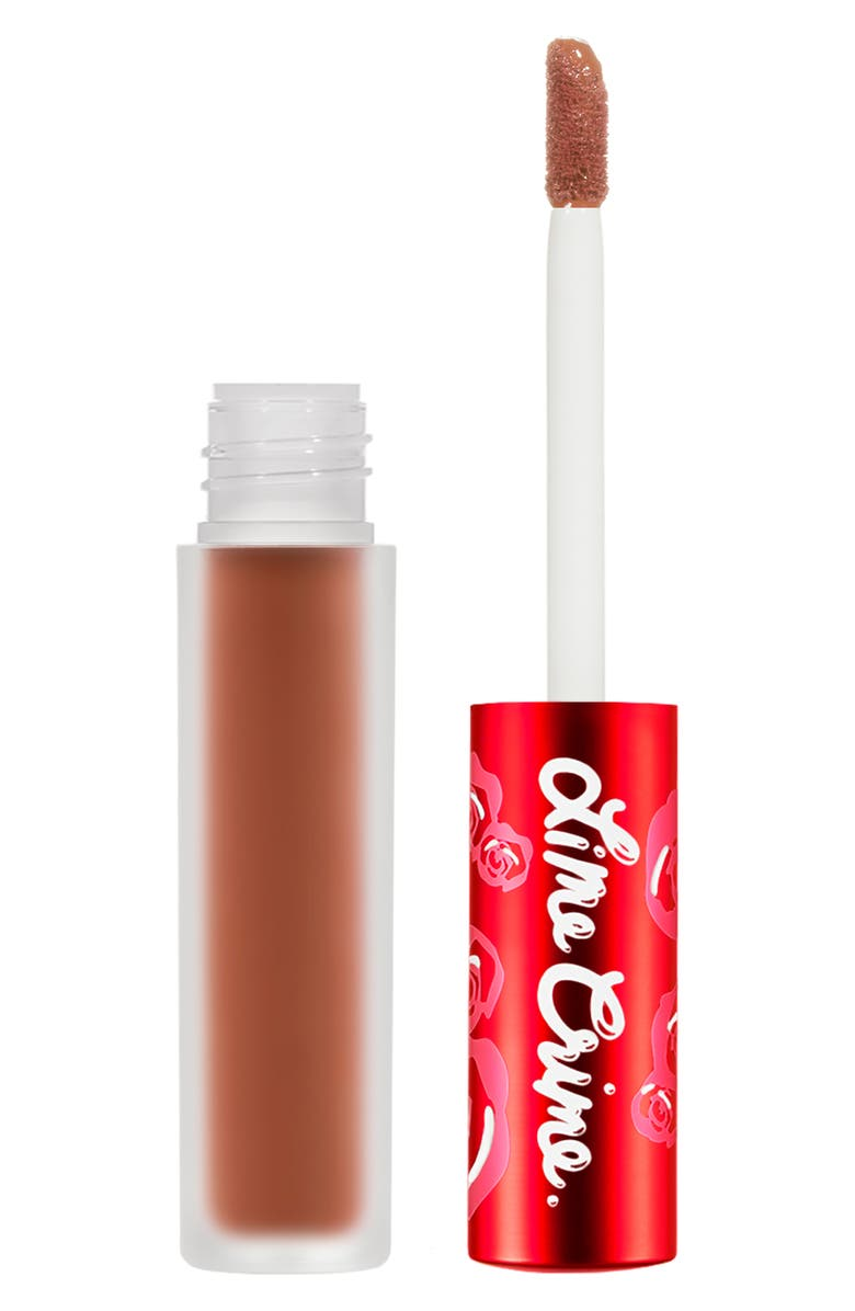 LIME CRIME Velvetines Matte Liquid Lipstick, Main, color, SHROOM