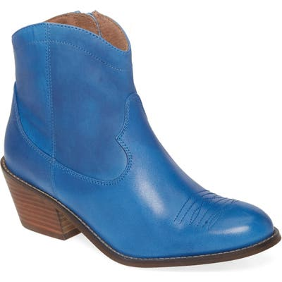 Seychelles Mysterious Bootie, Blue
