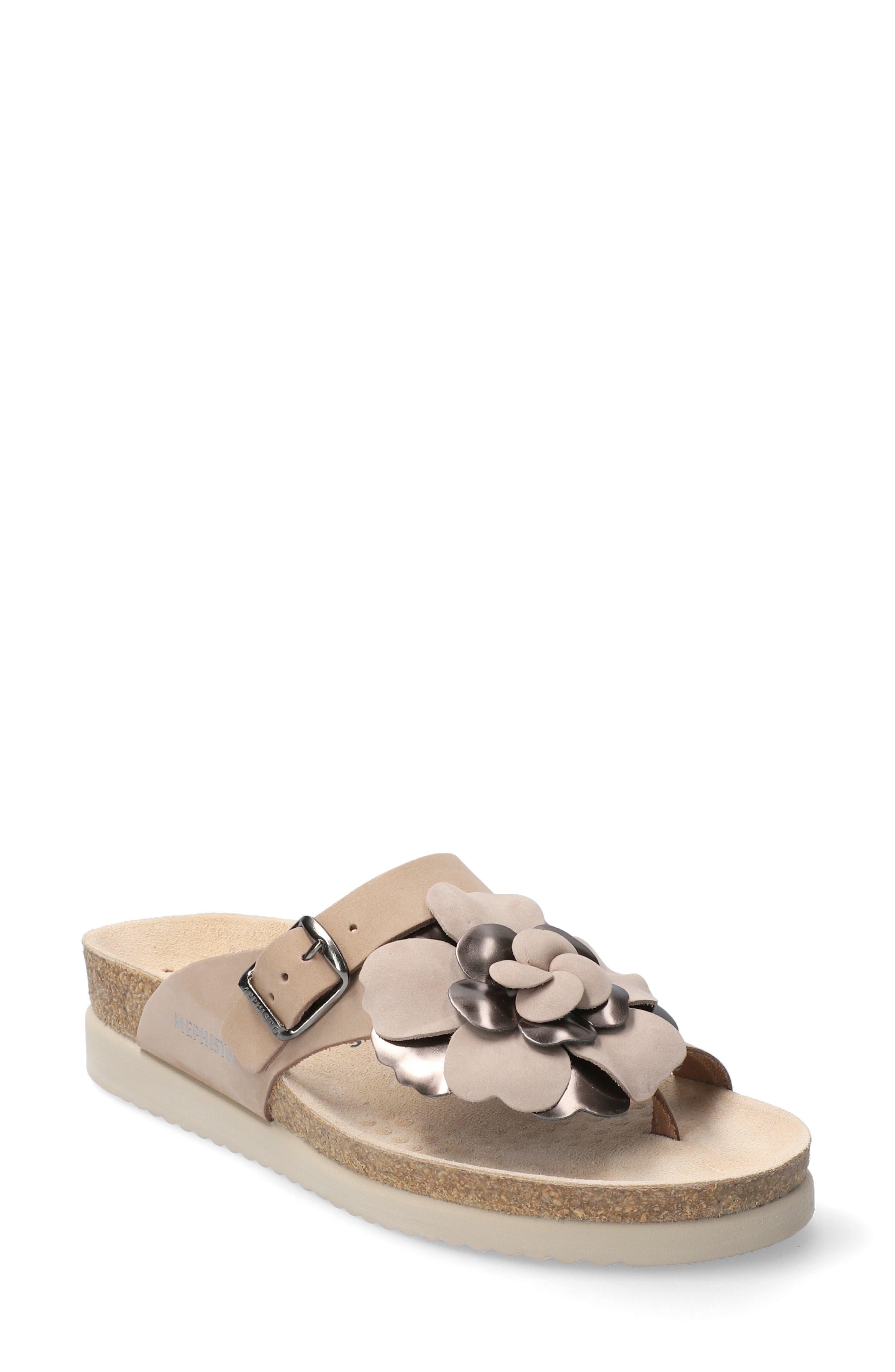 Helen Flower Sandal