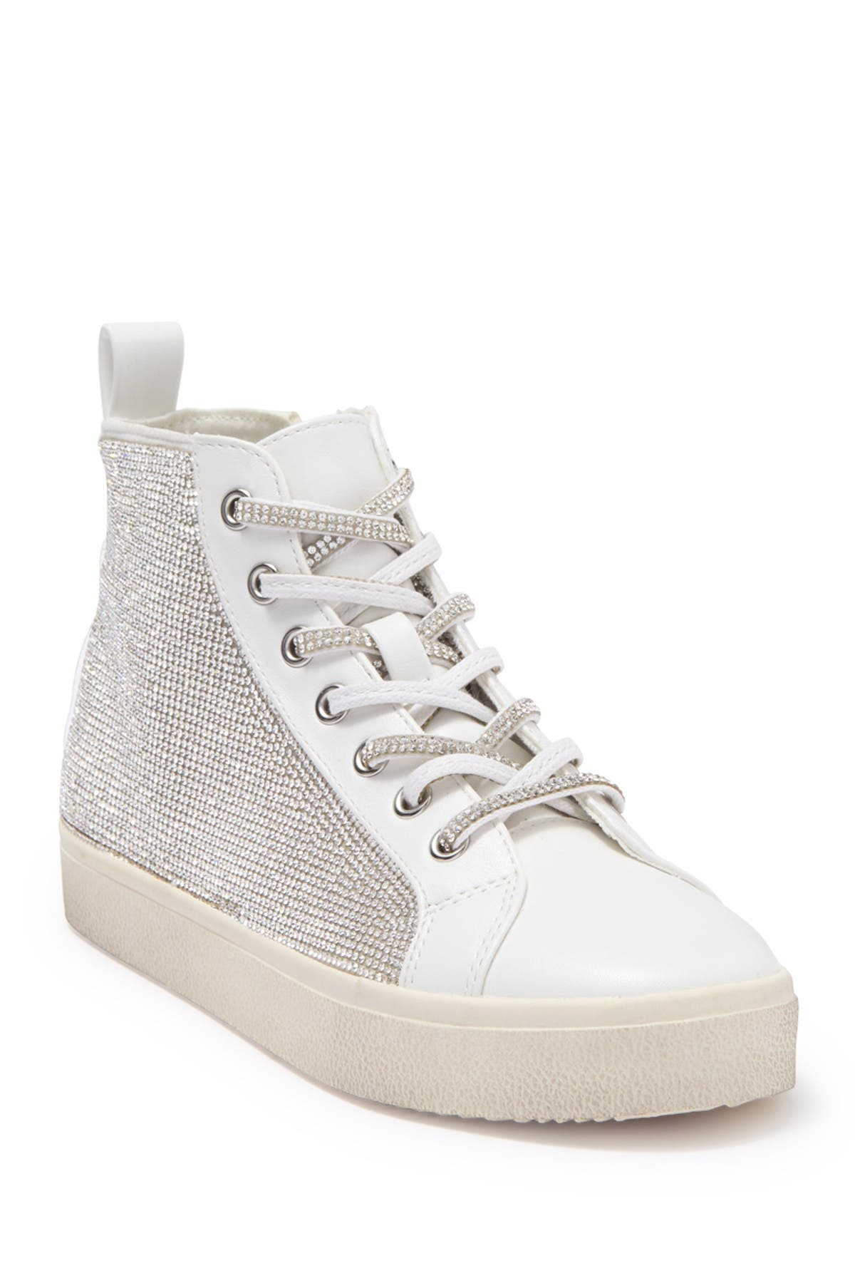 Image of Steve Madden Bondi High Top Sneaker