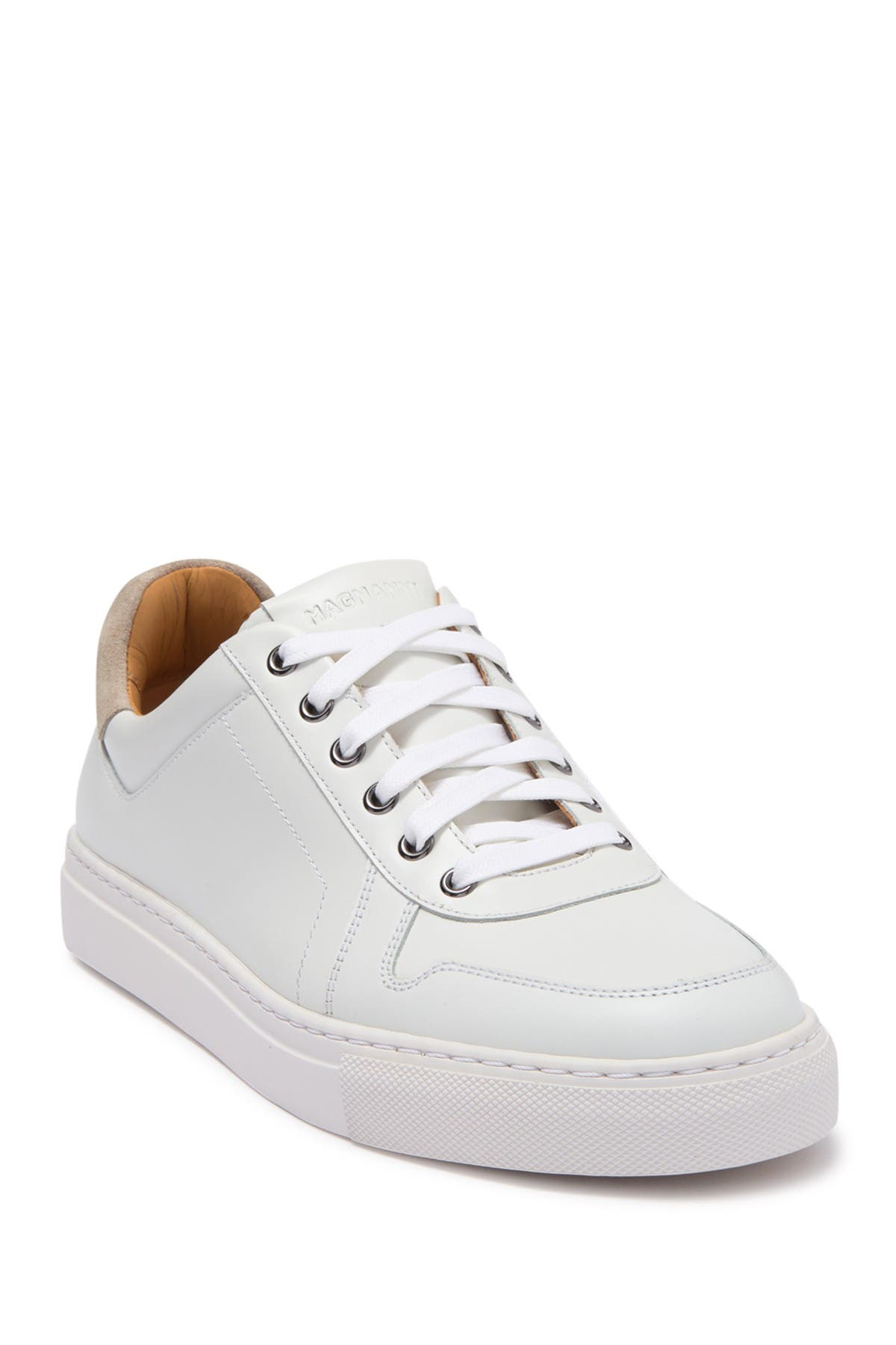 Image of Magnanni Bobbie Leather Sneaker