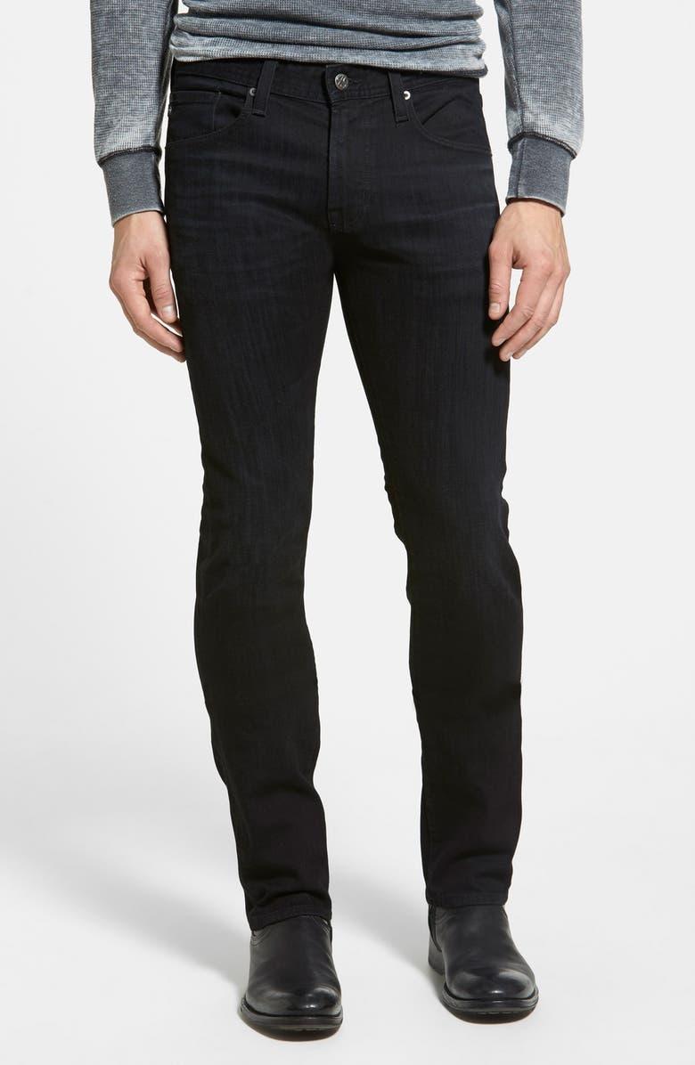 AG 'Matchbox' Slim Fit Jeans, Main, color, 012