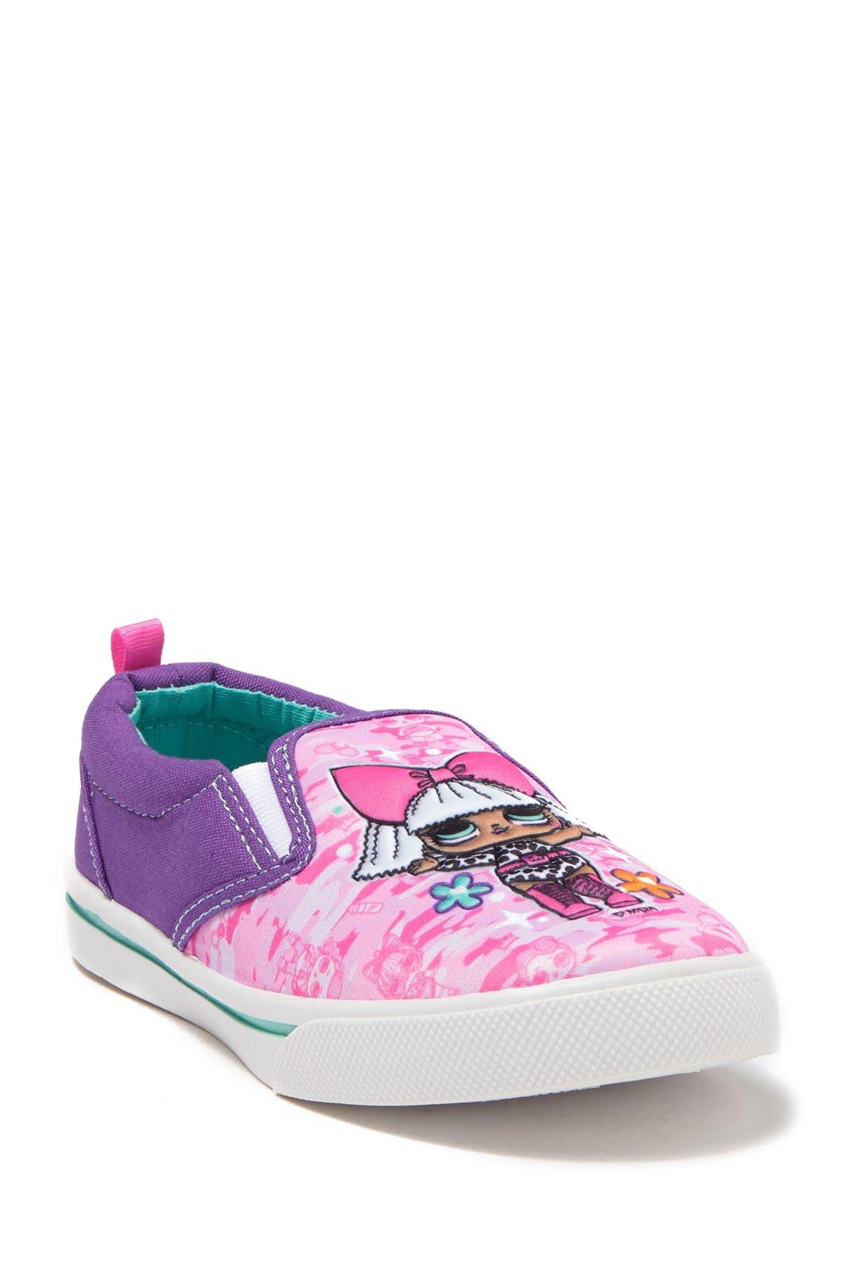 SG Footwear   LOL Surprise Slip-On